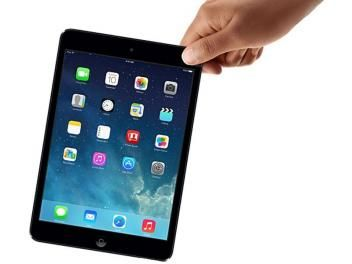 "iPad Mini Apple 32GB Cinza Tela 7,9"" Retina Wi-Fi - Processador A7 Câmera 5MP + 1,2MP Frontal"