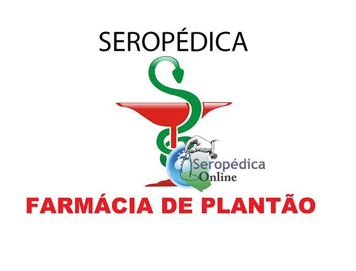 Plantão de Farmácias do Mês de Abril