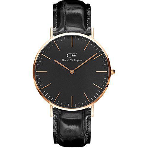 Watch Daniel Wellington Men's Classic Reading Watch Quartz Mineral Crystal DW00100129 DW00100129 #Watch