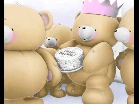 Happy Birthday - Forever Friends - YouTube