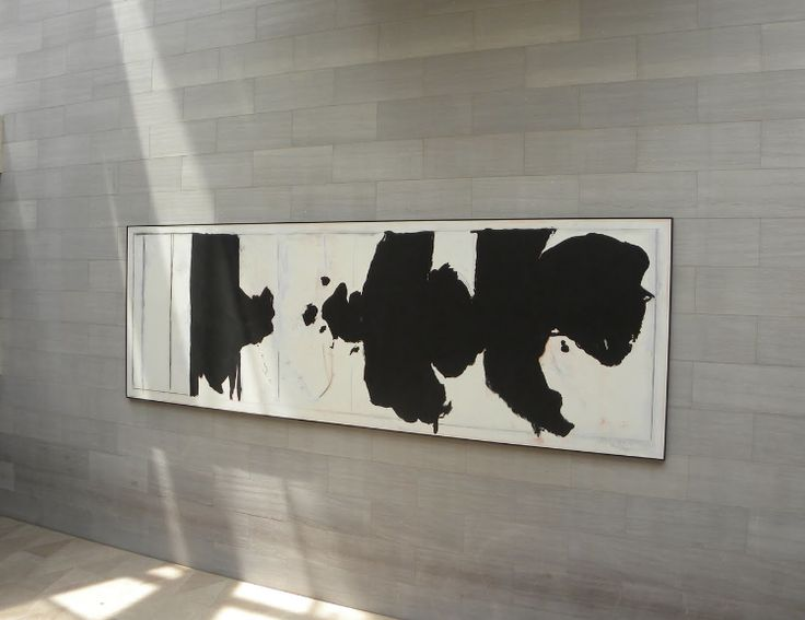 * Mary Camille Beckman *  I had already loved Robert Motherwell's painting Reconciliation Elegy (1978)—had already claimed it as my favorite painting—for years before I tried to account for that …