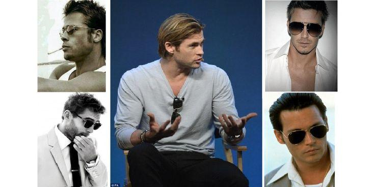 """Según la revista People, el ganador de los """"hombres vivos más sexys"""" de este año es Chris Hemsworth (en el centro de la imagen), protagonista de Thor y marido de Elsa Pataky. No olbides visitar nuestro página para conocer más noticias interesantes: http://opticaarense.com/"""