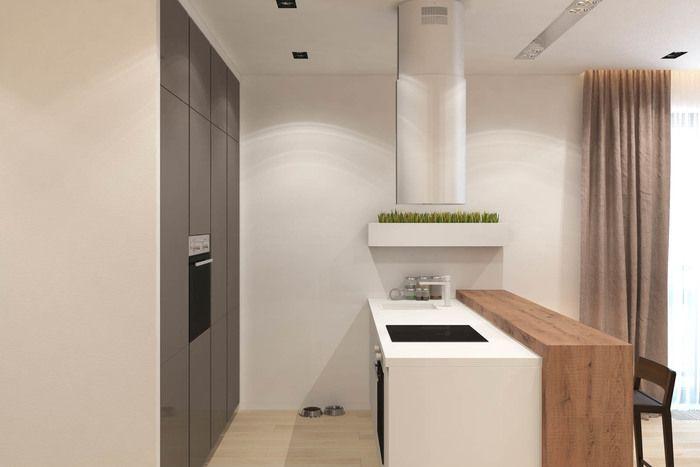 Московская квартира 90 м² для семьи с ребенком в стиле минимализм – Красивые квартиры
