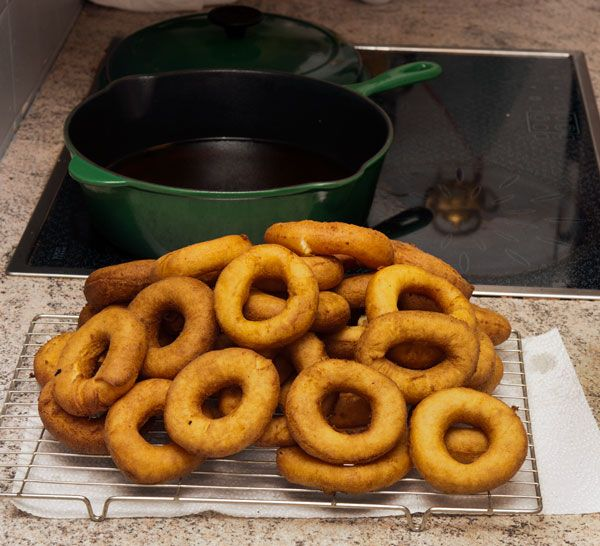 Hilltop House: Smultringer (Norwegian Donuts)