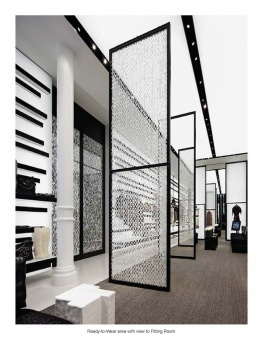 Chanel Boutique in New York's Soho District