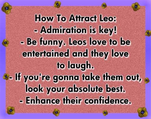 Gallery For > Leo Horoscope Sign Compatibility