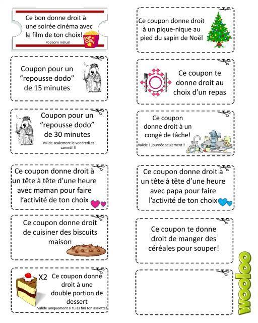 Si vous cherchez une petite idée cadeau géniale pour faire plaisir à vos enfants, voici les coupons récompenses! http://saguenay.rougefm.ca/joaniechretien/2015/11/28/un-cadeau-de-noel-gratuit-que-tous-les-enfants-vont-adorer