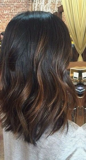 Best 25 dark hair caramel highlights ideas on pinterest dark brunette with caramel highlights pmusecretfo Choice Image