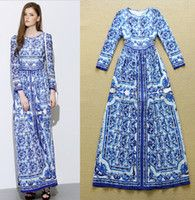 3 4 sleeve long maxi dress canada