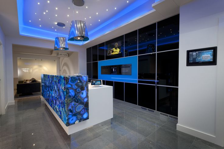 Kitchen Design Brisbane Incorparating Innovative Led