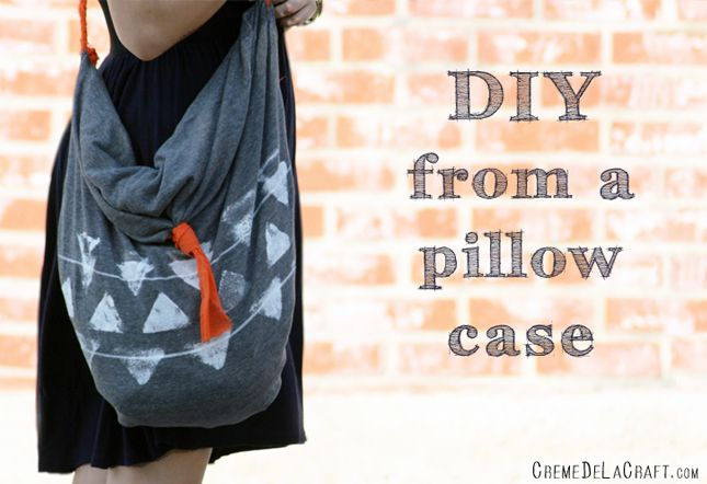 Tote Bag | 40 No-Sew DIY Projects