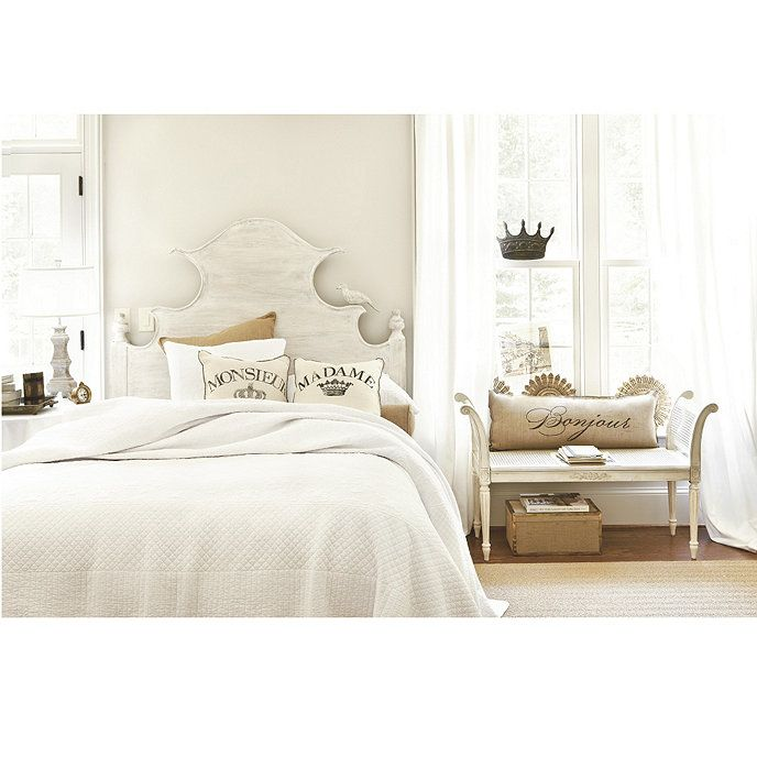 Claudette Headboard With Images Bedroom Styles White Master