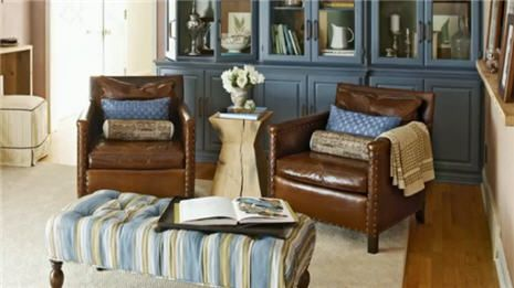 14 Best Images About Decorating Around Leather Sofas On