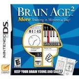 Brain Age 2: More Training in Minutes a Day! (Video Game)By Nintendo