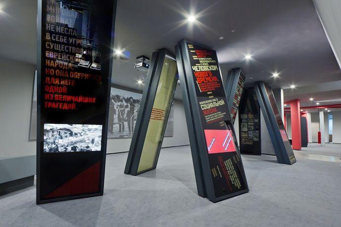 В Москве открылся Еврейский музей (фото 12) // // Audio-visual Technology by Kraftwerk Living Technologies // www.kraftwerk.at