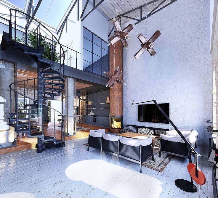 339 Best Architecture Lofts Images On Pinterest