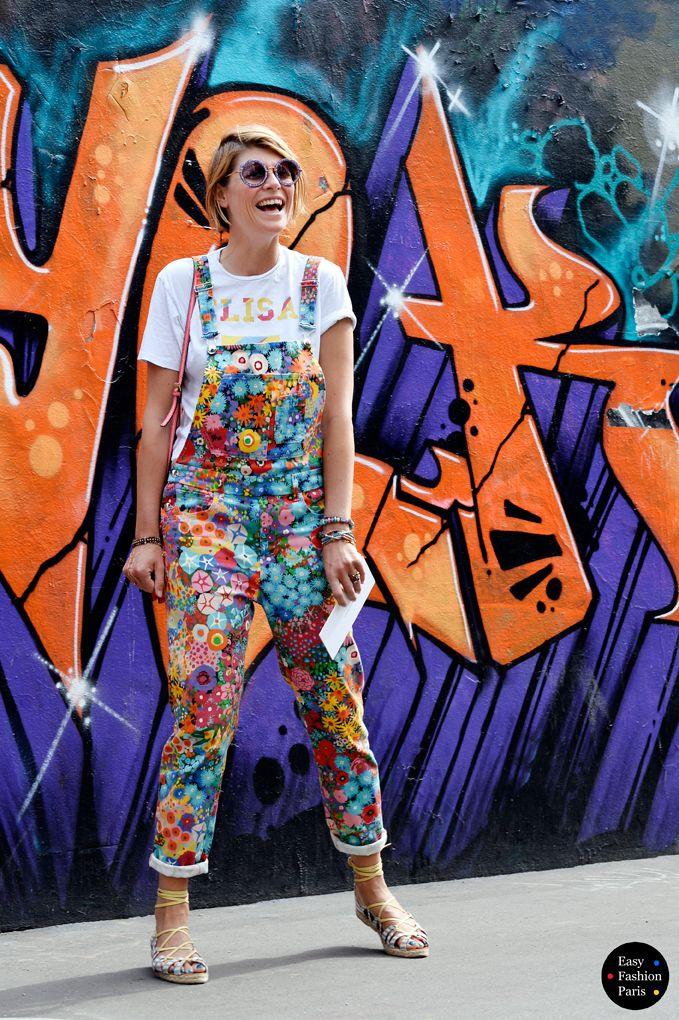 Elisa Nalin - Paris Fashion Week 2015