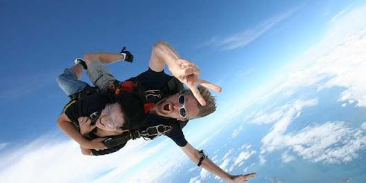 Do you want to experience an exhilarating, adrenalin pumping, unforgettable adventure that leaves you feeling high?! If the answer is yes, then 'Jump the Beach Brisbane' is where it's at! Our Redcliff drop zone is just 30 mins north of Brisbane city and nestled between two breathtaking landmarks  Book Now!   https://www.backpackerdeals.com/australia/brisbane/skydive-brisbane-jump