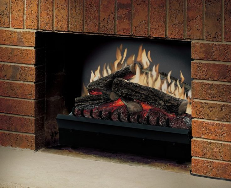 Fake fireplace with built in electric heater. $239. - 17 Best Images About Fireplace On Pinterest Fireplace Inserts