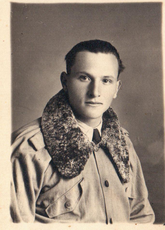 Giovanni Terranova Sr. My father - 1922/2011