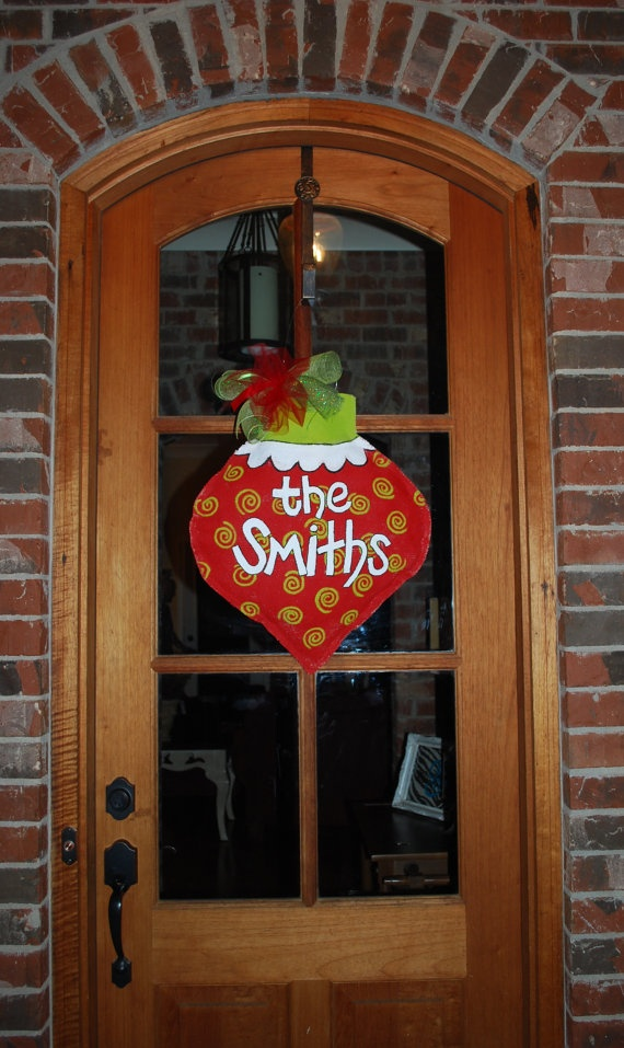 Images about christmas wreaths door hangers on