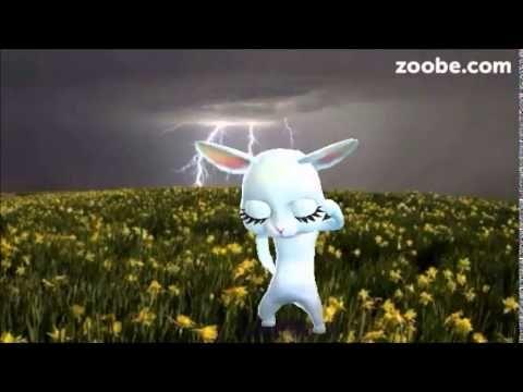 Heute ist nicht mein Tag :( ... An 7 Krücken mußt du gehen....Laune, Zoobe, Animation - YouTube