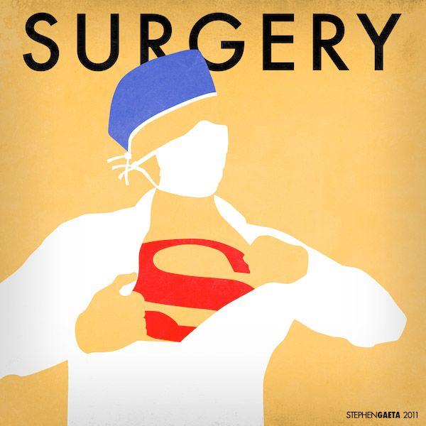 Dr. Stephen Gaeta's Art of Science   #Surgery