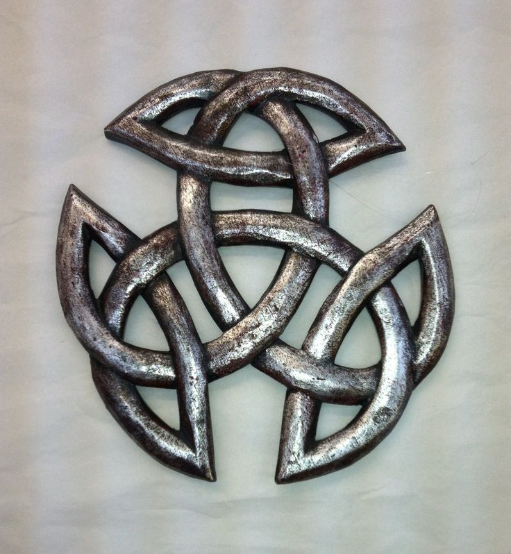 "Wood Celtic Knot 12""                                                                                                                                                                                 Mehr"