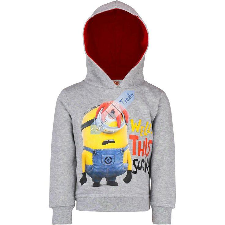 Minions sweater uit groothandel en import