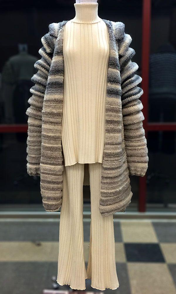 Carolina Ocejo-knitGrandeur®: FIT Future of Fashion Judging Day 2016 - Knitwear Part One