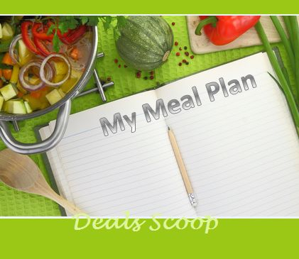 Try Meal Planning.