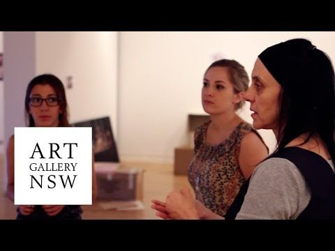 ARTEXPRESS 2012 curator Leeanne Carr :: Channel :: Art Gallery NSW