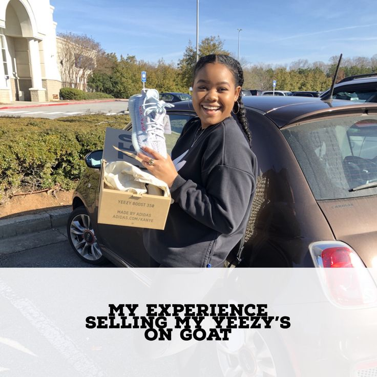 Hey loves! What is Goat?GOAT is a shoe app where sneakerheads and fashion enthusiast can buy and sell exclusive footwear. The great thing about GOAT is they have a team of specialist that authentic…
