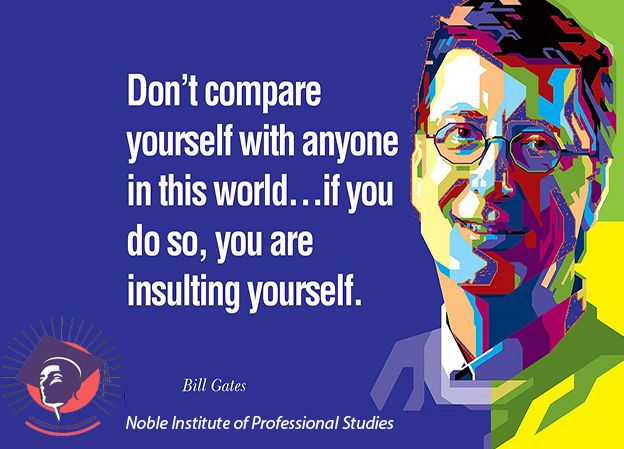 Thought of the DAY World richest man Bill Gates
