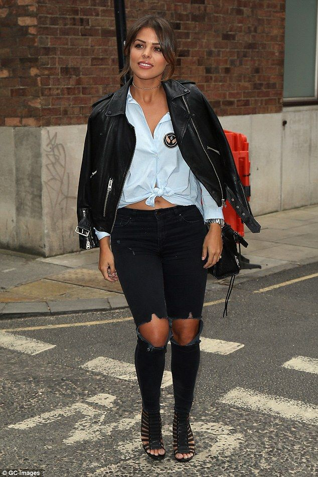 TOWIE's Chloe Lewis steps out after ex Jake Hall moves on