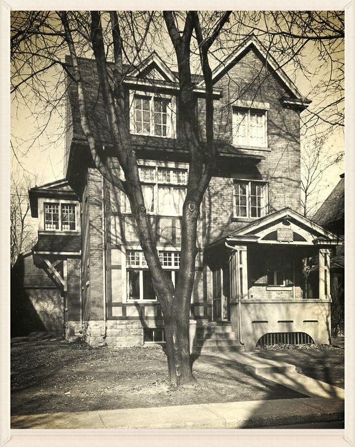 https://flic.kr/p/jzLQvc | Carleton College SUB on First Ave. 1948 | Ottawa, ON