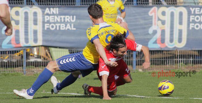 Liga 2 / ACS Berceni a cedat cu 1-2 în meciul cu Unirea Slobozia