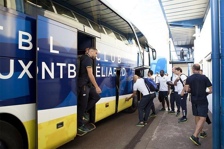 🦁FC Sochaux-Montbéliard🇫🇷  🦁FC SOCHAUX GREEK FANS🇬🇷 AJ Auxerre-FC Sochaux-Montbéliard⚽️ #DIAPORAMA 📸 http://www.fcsochaux.fr/fr/index.php/article/10430