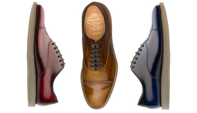 Churchs Footwear & Accessories   Spring Summer 2013