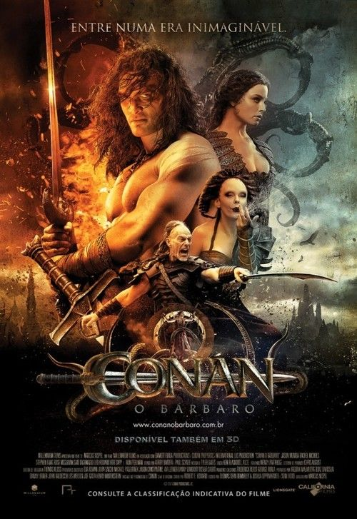 Watch Conan the Barbarian (2011) Full Movie Online Free
