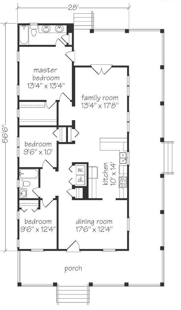 472 best dream small images on pinterest | small house plans