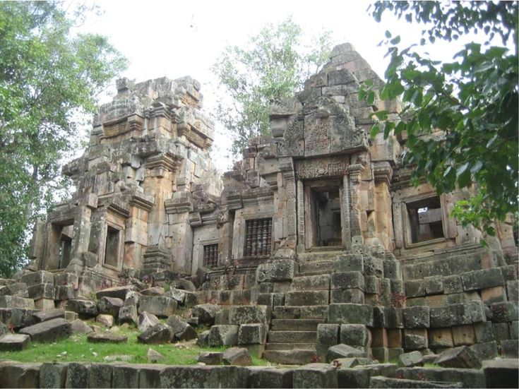 Banteay Chhmar Temple in Cambodia - Killer Hot in the summer but this is not to be missed ever!