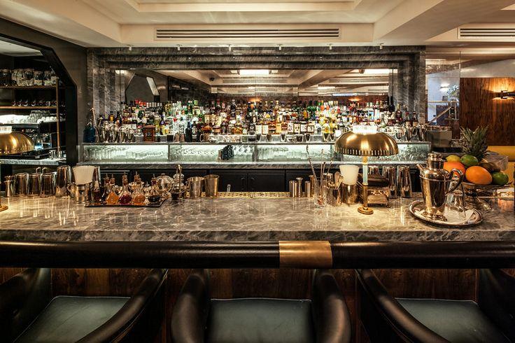 Bar at Hawksmoor Knightsbridge #hawksmoor #knightsbridge #London #hawksmoorknightsbridge #steak
