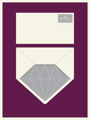 I am actually kind of pissed I didn't think of this: diamond envelopes - SO clever!