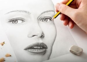 How To Draw People, Eyes, Hands, Faces And More With These Easy Video Tutorials Taught By A Pro Artist | www.drawing-made-easy.com | #drawing