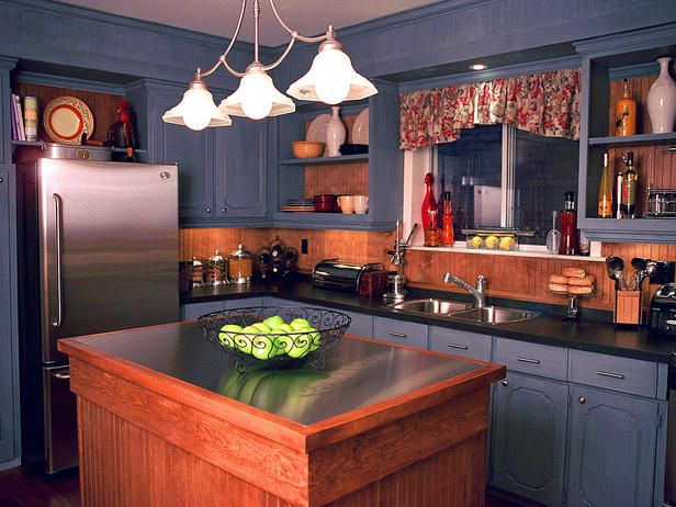 Kitchen Trends: Hottest Color Combos : Rooms : Home & Garden Television