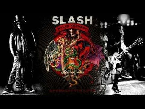 Slash  Apocalyptic Love (Official MTV Release)