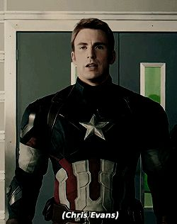 Marvel owns me.... — the-avengers-team:   One minute he is Steve and...