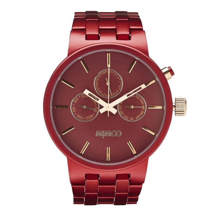 Mimco - Red Sportivo $199.00 now $99.00... Been eyeing this for a while now. Yes!