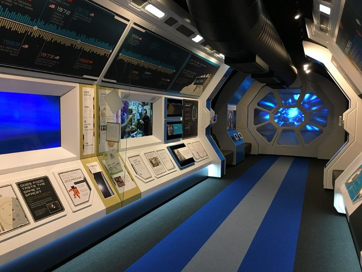 #CosmosCentre space shuttle display with hyperloop footage. Design, fabrication, programming of displays by #FocusProductionsPtyLtd